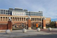 Memorial Stadium at University of Illinois