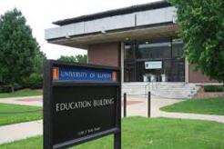 University of Illinois Education Building