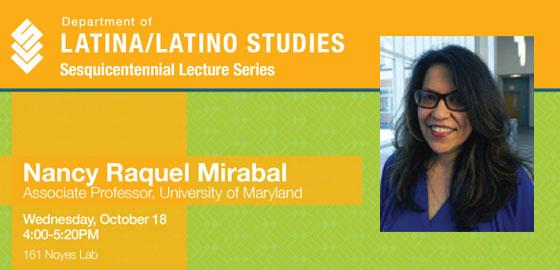 Nancy Raquel Mirabal, University of Maryland, College Park