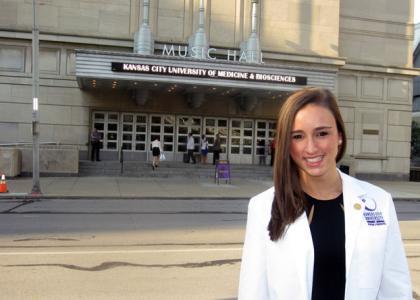 Nicole Fremarek, 2014 i-Health graduate