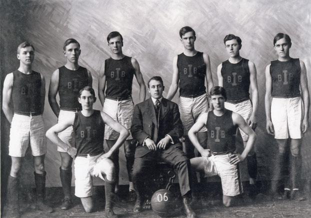 1905-06 Illinois men's basketball team