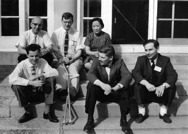 First MössbauerConference in Physics