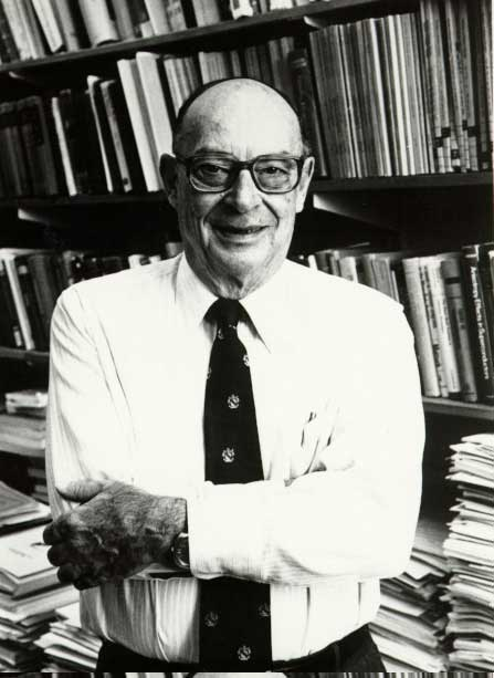 John Bardeen receives second Nobel Prize in Physics