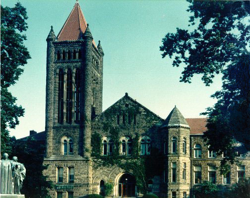 Altgeld Hall added to National Register of Historic Buildings