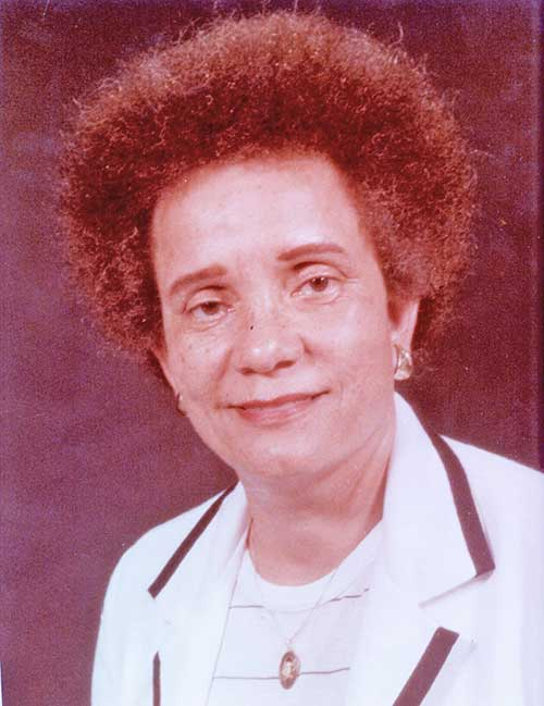 Sybil Mobley first woman of color to receive a PhD in Business at Illinois