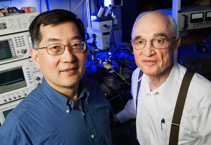 Holonyak, Feng's research leads to rewriting Kirchhoff's Current Law