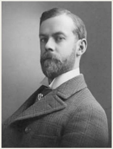 Edwin D. Grant, founding director of School of Education (1905-1907)
