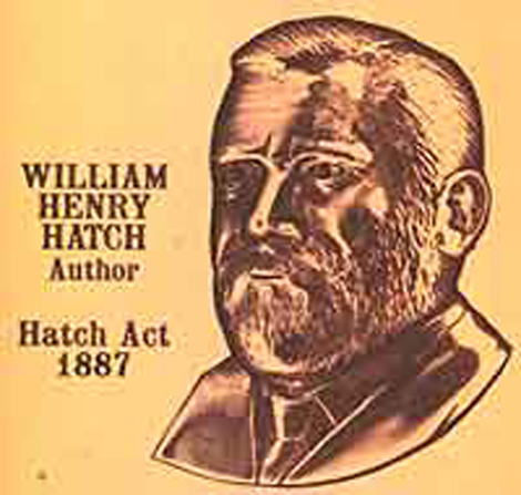 Hatch Act becomes law